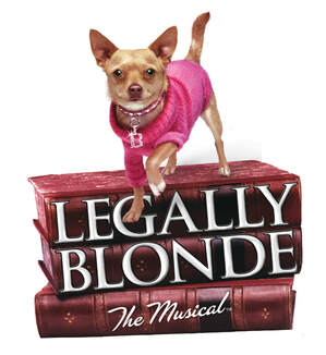 Act2Act presents: Legally Blonde the Musical 19th – 21st March