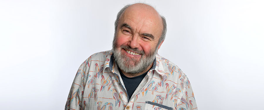 An Evening with Andy Hamilton