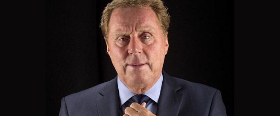 An Audience with Harry Redknapp Thursday 30 April 2020